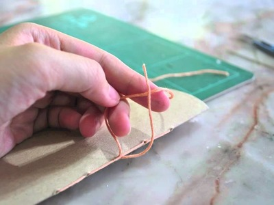 How to bind a notebook