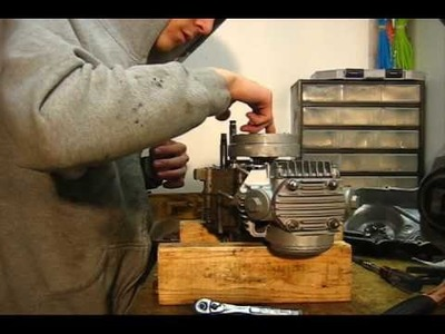 How to Install Clutch Plates and HD Clutch