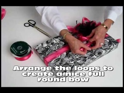 How to Make a 2-toned Bow or Pew Bow