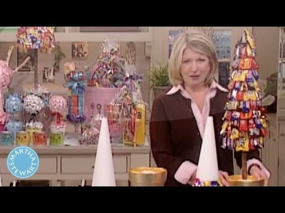 How to Make a Candy Topiary with Dylan Lauren - Martha Stewart