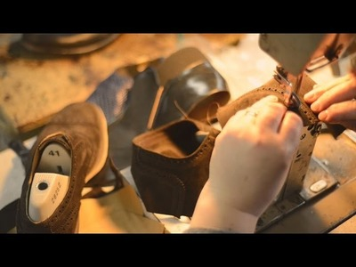 How To Make Leather Shoes by Velasca