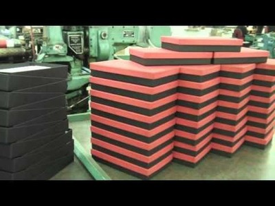 How to manufacture set up paperboard boxes