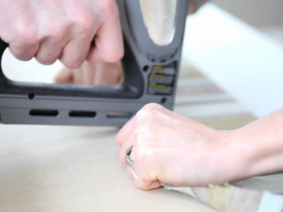 How-To: Upholstered Window Cornice