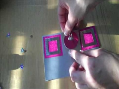Pink Purse Card