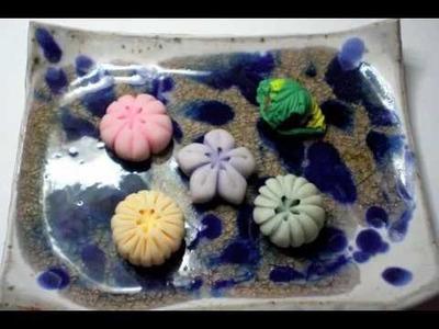 Polymer Clay Made Easy: Wagashi