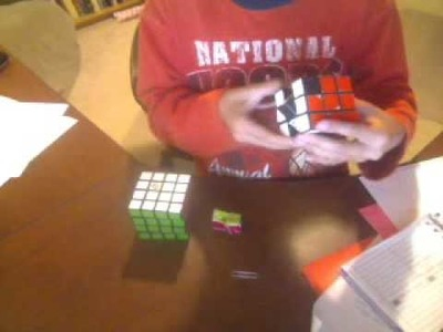 Re:How to make a Rubik's Cube out of PAPER - easy!