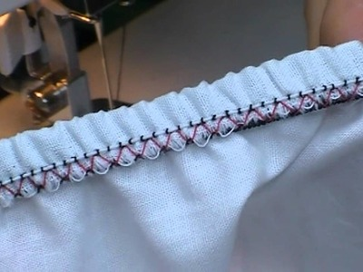 Sewing Basics #2: 7 Ways to Attach.Use Elastic