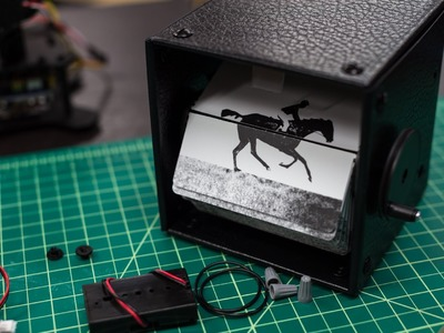 Show and Tell: Mechanical FlipBook Kit