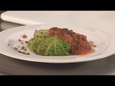 Stuffed Cabbage - Part 1