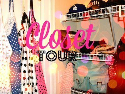 The Glam Apartment: Closet Organization!