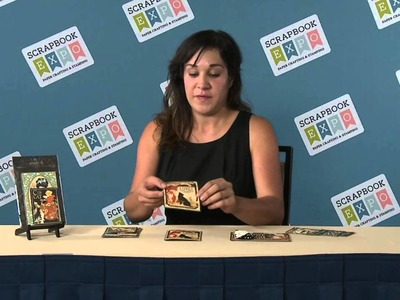 Tip of the Day - Graphic 45 Creates Quick & Easy Cards