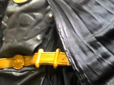1989 Michael Keaton batman costume replica for sal