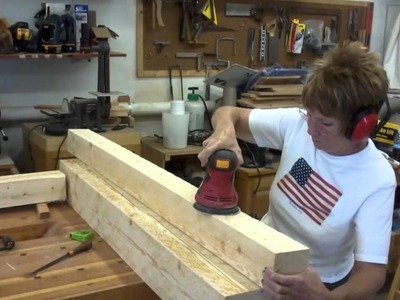 Build a Rustic Headboard