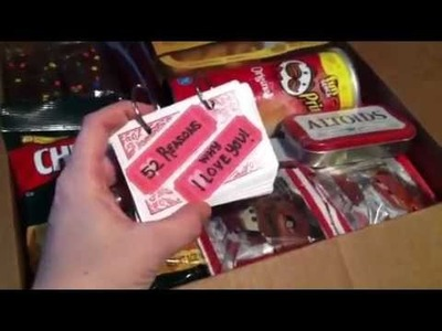 Care Package Ideas 5- Snacks for our Soldiers!