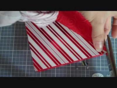 Christmas Santa Card Cricut Expression Video # 19