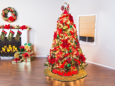 Christmas Tree Basics: Ornaments & Finishing Touches
