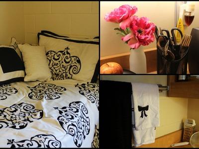 College Dorm Room Tour