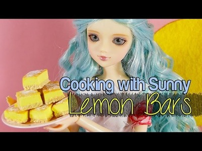 "[CWS] Polymer Clay Tutorial ""Lemon Bars"""