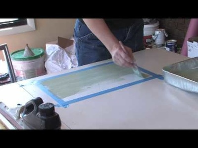 Decorative Painting Techniques : How to Faux Paint