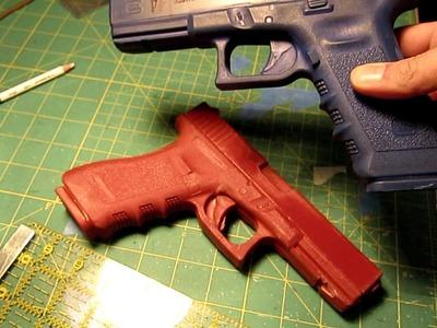 DIY Holster Red vs Blue guns