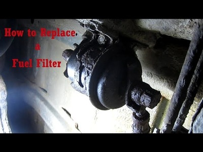 DIY How to Replace a Fuel Filter On a 97 Suzuki Sidekick - Fuel Filter Replacement Chevy Tracker Geo