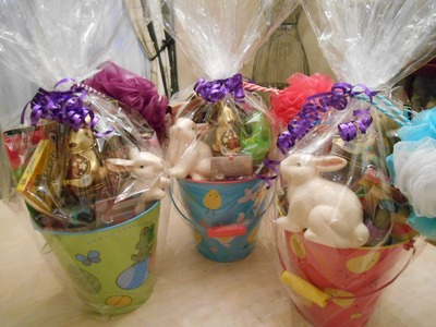 Easter Basket Gift Ideas for Girls