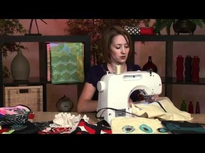Easy Applique for Sewing