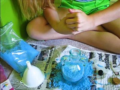 Fairy Dust Bottle Project