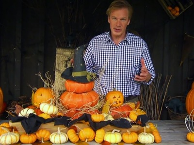Halloween Centerpieces | At Home With P. Allen Smith