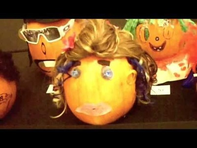 Halloween Pumpkin Decorating Contest Entries at Arundel Mills Mall