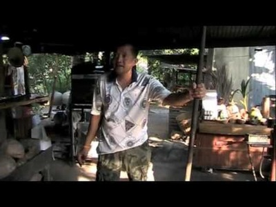How do you make Coconut Sugar in Thailand