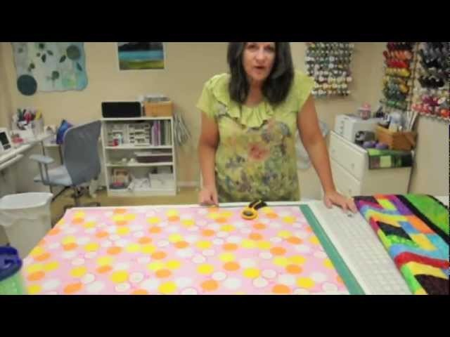 How To Bind a Quilt - Part 1.2