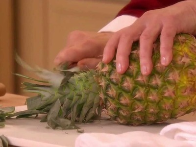 How to Carve a Pineapple⎢Martha Stewart