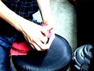 How to fix a torn shoe
