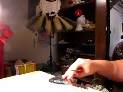 HOW TO: Make a Custom Tutu Full & Layered Look Part 1 by Lala's Lovely Bowtique