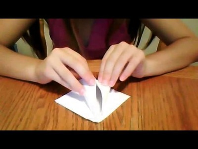 How to make a flower out of paper LOLya!!