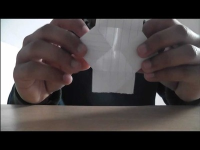 How to make a Paper Camera