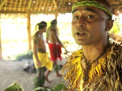 How To Make a Samoan Umu