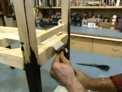 How to make a Window Bench