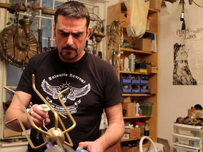 How to make light fixtures - Eclectic Revival - 'Made in Toronto' - Toronto Standard