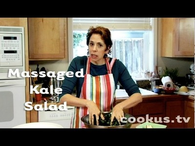 How to Make Massaged Kale Salad