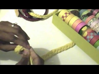 How to Make Tee Shirt Headbands