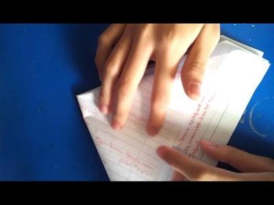 Make a Paper Dustbin