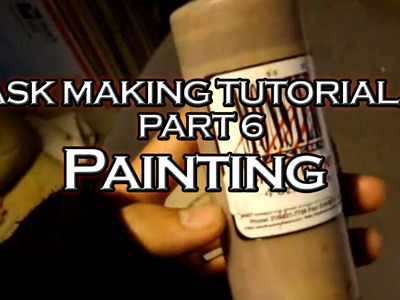 Mask Making Tutorial V2 Part 6 (Painting)
