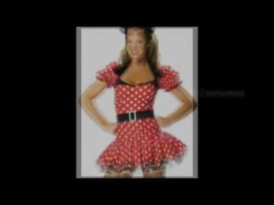 Minnie Mouse Costume Ideas