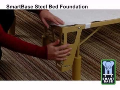 Night Therapy Smart Base Bed Frame