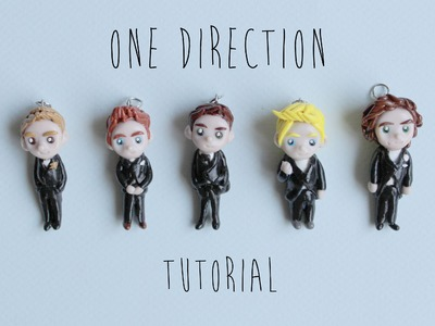 One Direction Polymer Clay Tutorial