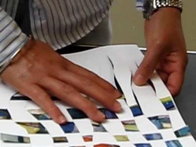Paper Weaving II