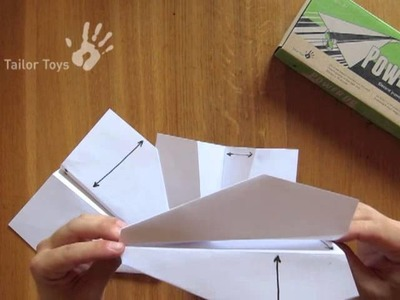 PowerUp Tips n Tricks - Paper Plane Stability