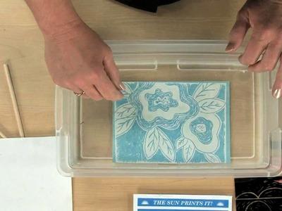 Solar-Powered Prints - Lesson Plan